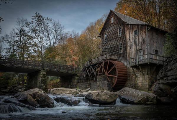 Photograph - Glade Creek Water Wheel by Jonas Wingfield