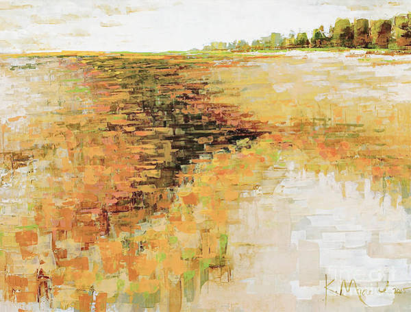 Painting - Glades Alley by Kaata  Mrachek