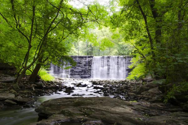 Wall Art - Photograph - Gladwyne - Dove Lake Waterfall by Bill Cannon