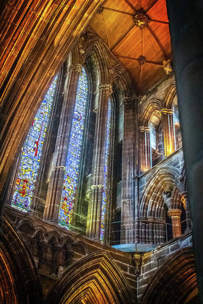 Photograph - Glasgow Cathedral by Bud Simpson