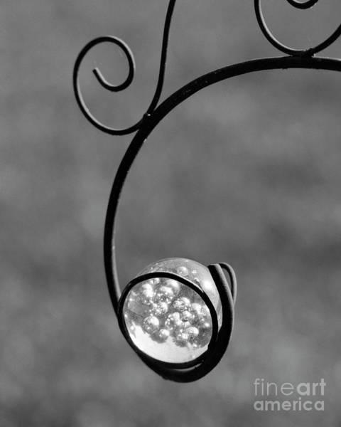 Photograph - Glass Ball by Patrick M Lynch