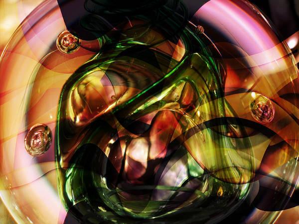 Photograph - Glass Magic by Jolanta Anna Karolska