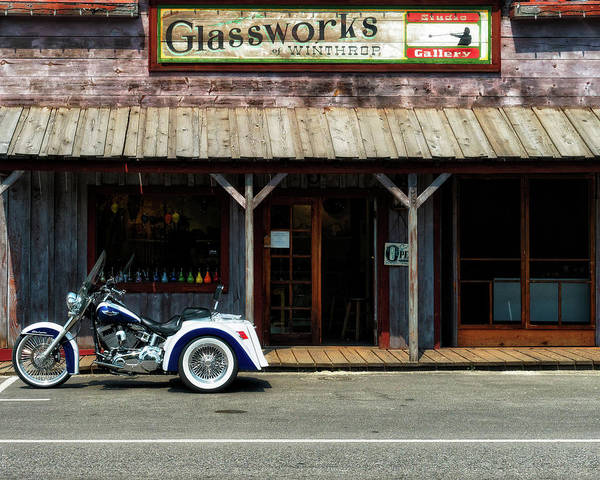 Photograph - Glassworks by Thomas Hall