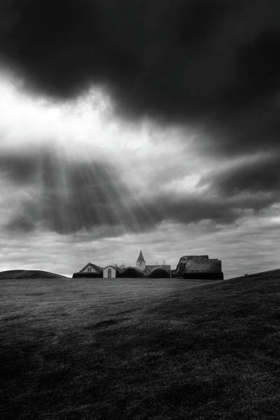 Churches Photograph - Glaumbaer by Tor-Ivar Naess