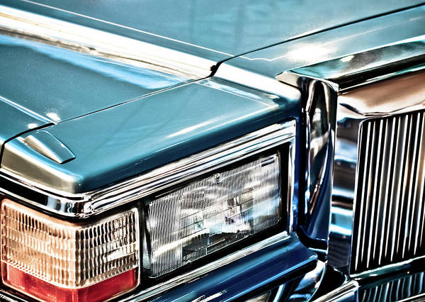 Wall Art - Photograph - Gleaming 80s Cadillac by Mr Doomits