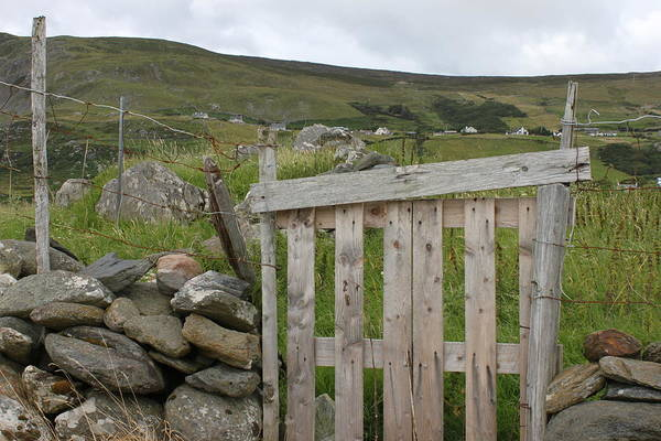 Photograph - Gleann Cholm Cille 4409 by John Moyer