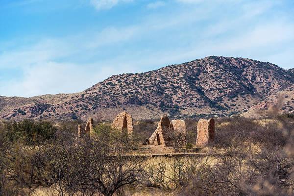 Gleeson Photograph - Gleeson Arizona Ruins Gleeson Az by Toby McGuire