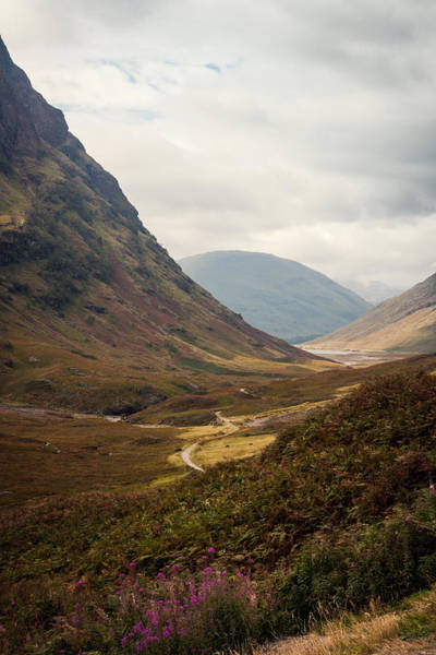 Glencoe Photograph - Glencoe by Chris Dale