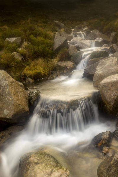 Wall Art - Photograph - Glen River Nearer To The Source by Glen Sumner