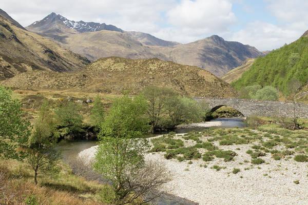 Photograph - Glen Shiel - Scotland by Karen Van Der Zijden