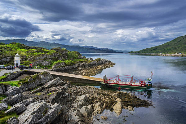 Photograph - Glenachulish, Isle Of Skye by Arterra Picture Library