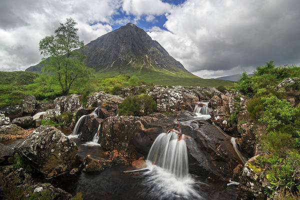 Photograph - Glencoe by Arterra Picture Library