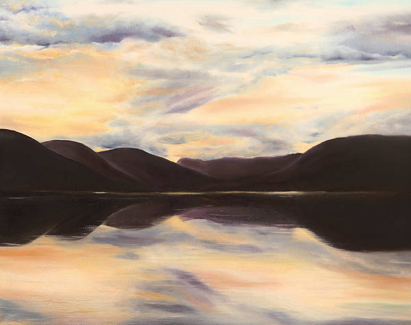 Painting - Glencoe by Elizabeth Lock