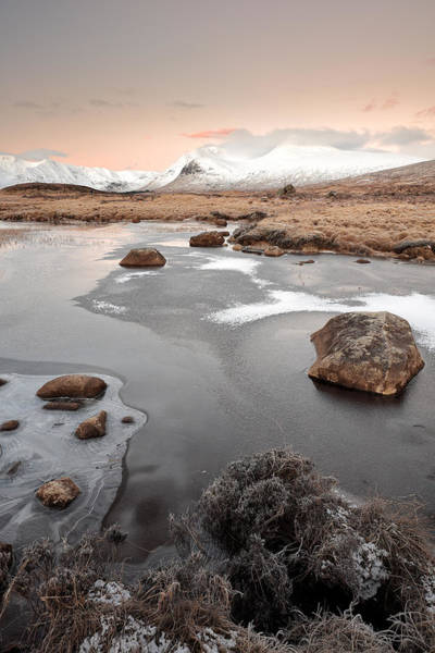 Wall Art - Photograph - Glencoe Winter Sunrise by Grant Glendinning