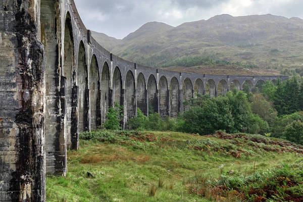 West Highlands Photograph - Glenfinnan - Scotland by Joana Kruse