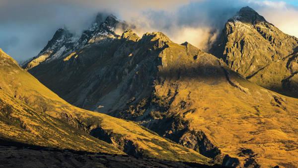 Photograph - Glenorchy, Nz Sunset by Walt Sterneman