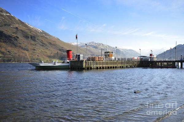 District Wall Art - Photograph - Glenridding by Smart Aviation