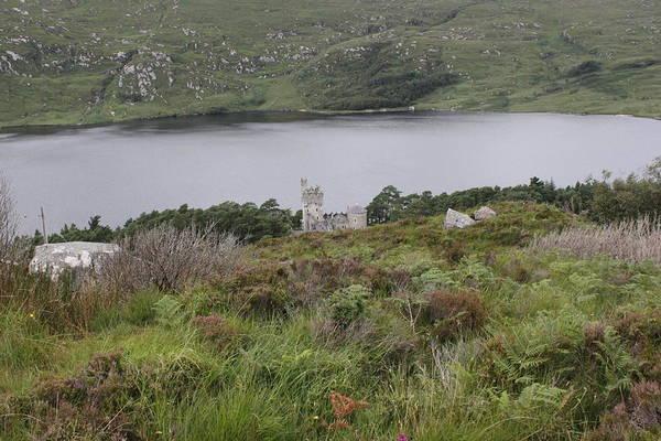 Photograph - Glenveagh Castle 4325 by John Moyer