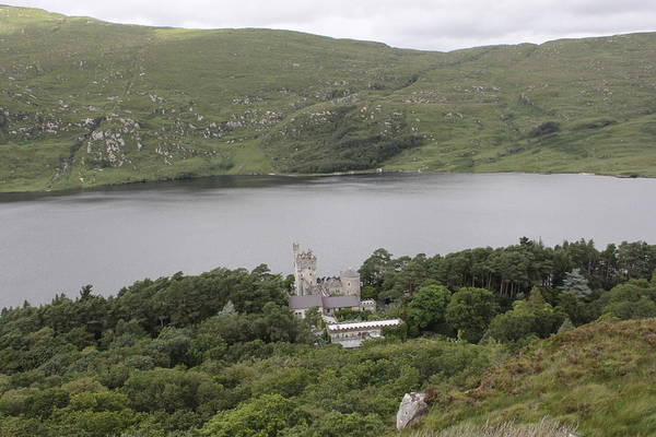 Photograph - Glenveagh Castle 4327 by John Moyer