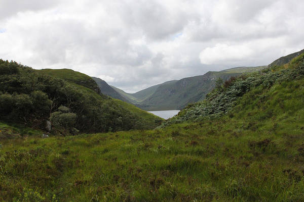 Photograph - Glenveagh National Park by John Moyer