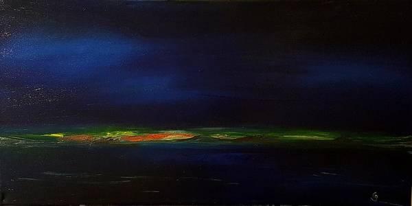 Painting - Glimmer Of Hope     110 by Cheryl Nancy Ann Gordon