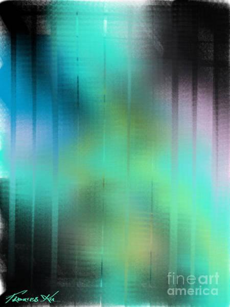 Painting - Glimpses by Frances Ku