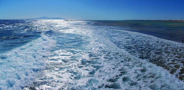 Photograph - Glistening Sea by Sun Travels