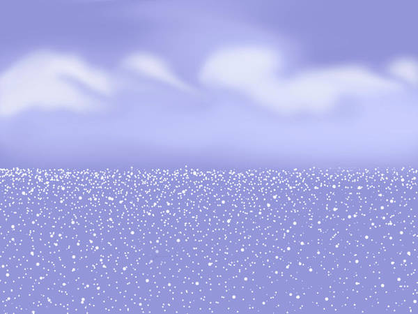 Painting - Glittering Sea by Jean Pacheco Ravinski