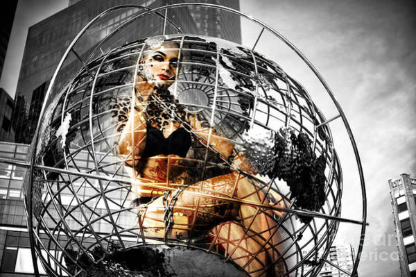 Photograph - Global Domintation by John Rizzuto