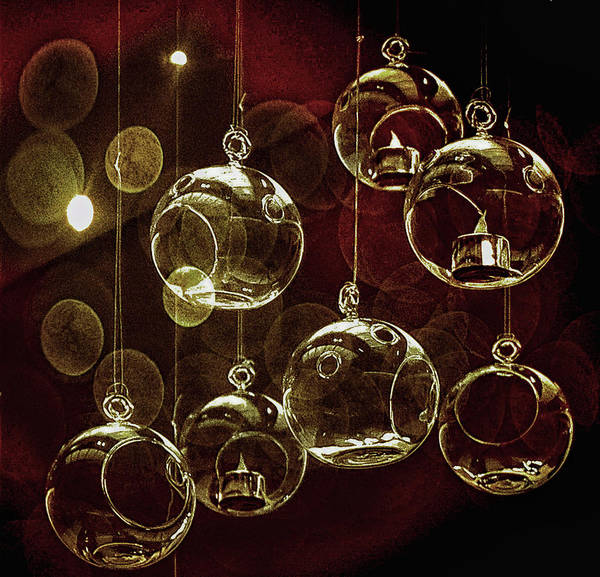 Photograph - Globes by Phyllis Meinke