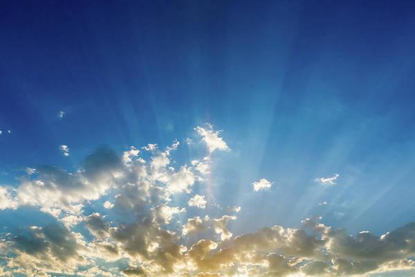 Photograph - Glorious Light by SR Green