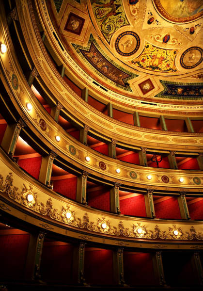 Photograph - Glorious Old Theatre by Marilyn Hunt