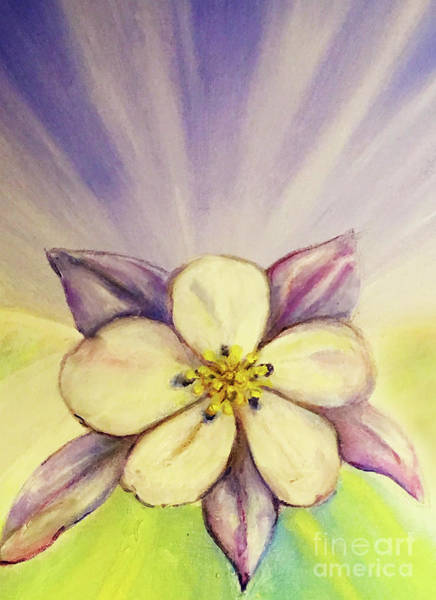Painting - Glorious by Shelley Myers