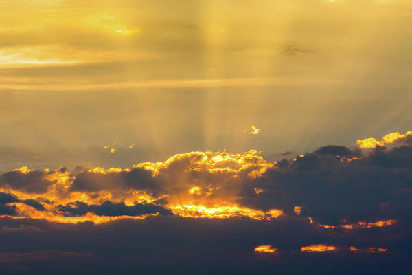 Photograph - Glorious Sunrise by SR Green