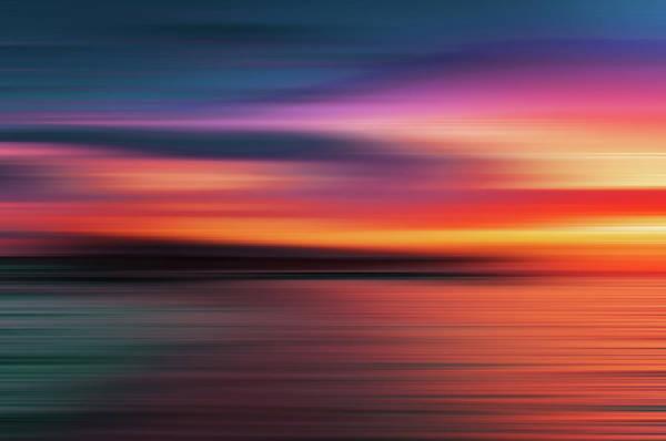 Photograph - Glorious Sunset by Jenny Rainbow