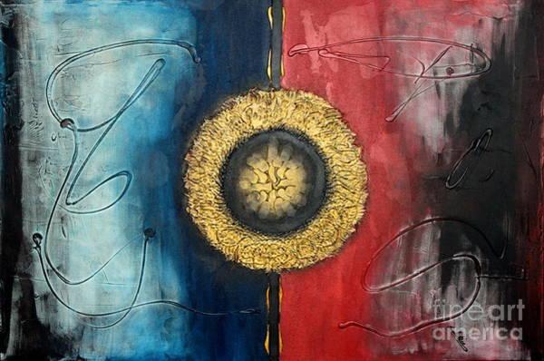 Painting - Glory by Farzali Babekhan