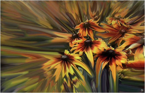 Photograph - Glory Glory Gloriosa by Wayne King