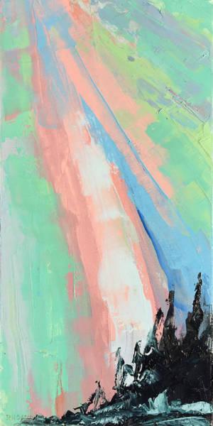 Aurora Borealis Painting - Glory by Nathan Rhoads