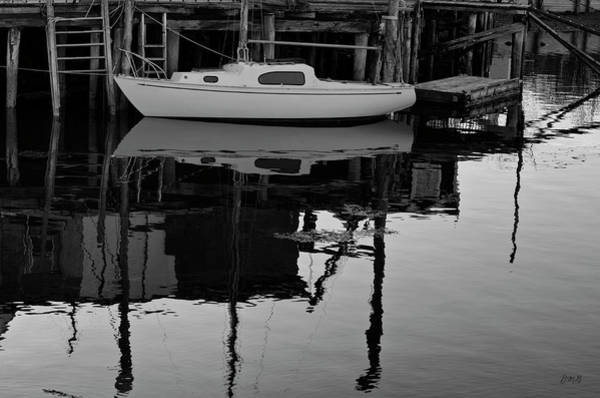 Photograph - Gloucester Harbor Iv by Dave Gordon