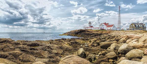 Photograph - Gloucester Lighthouse 2 by John M Bailey