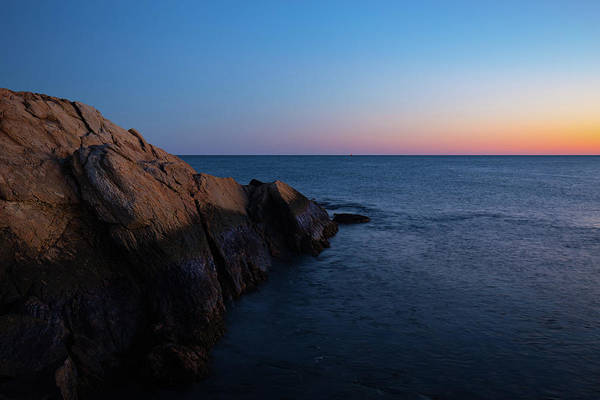 Photograph - Gloucester Sunset 2 by Brian Hale