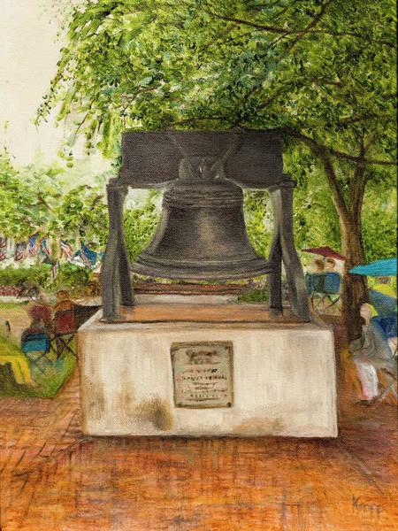 Glover Park Art Print