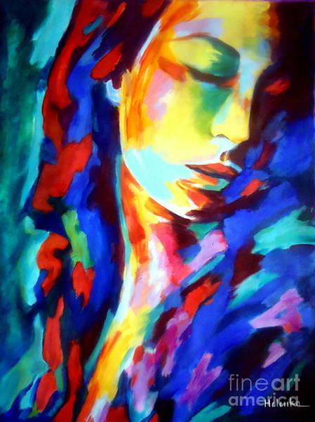 Painting - Glow In Shadows by Helena Wierzbicki