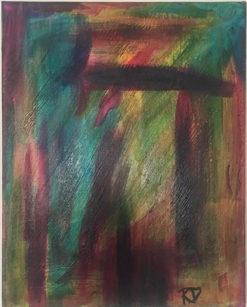 Painting - Glow by Rebecca Davidson
