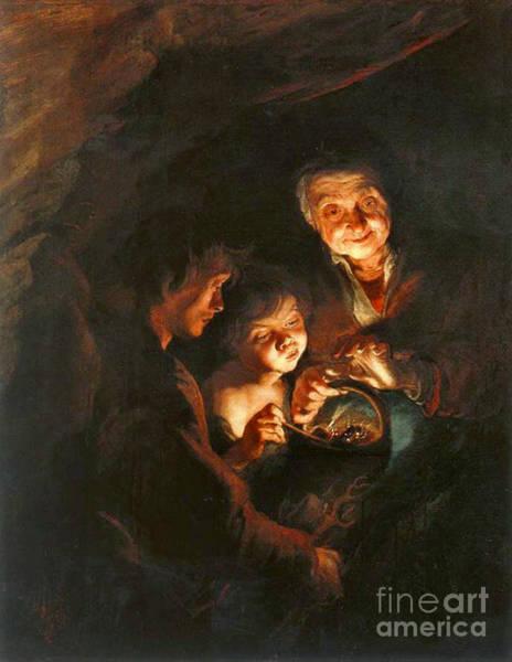 Wall Art - Photograph - Glowing Coals 1618 by Padre Art