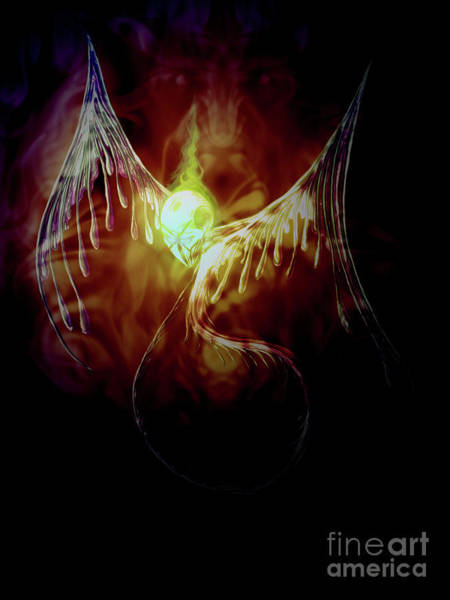 Glowingpixie Art Print