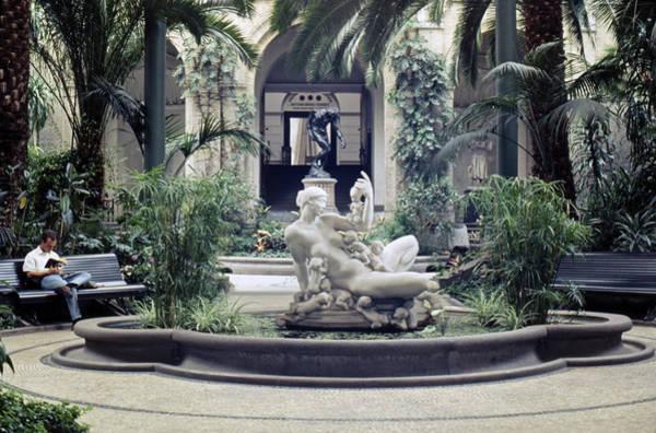 Photograph - Glyptotek Museum Kobenhavn by Lee Santa