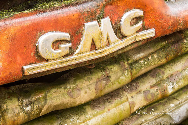 Photograph - Gmc 2128 by Dan Beauvais