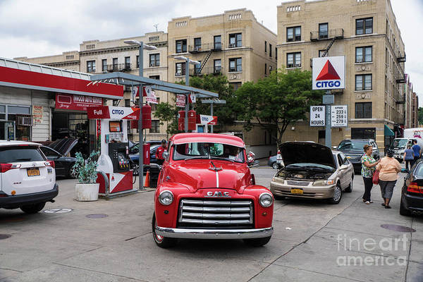 Photograph - Gmc Pickup by Cole Thompson