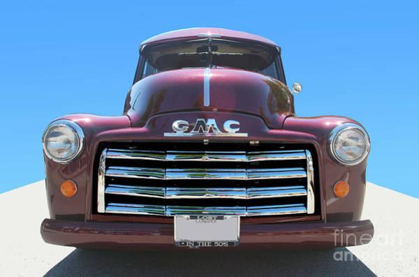 Photograph - Gmc Truck by Bill Thomson